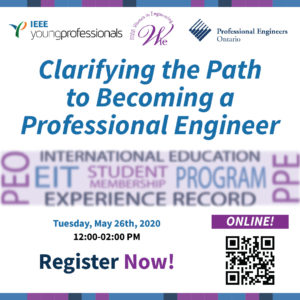 Clarifying the Path to becoming a Professional Engineer