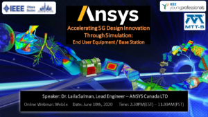 ACCELERATING 5G DESIGN INNOVATION THROUGH SIMULATION