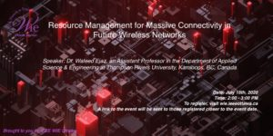 Resource Management for Massive Connectivity in Future Wireless Networks
