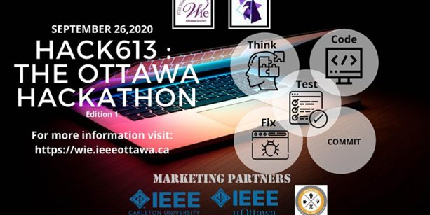 WIE HACK613: The Ottawa Hackathon