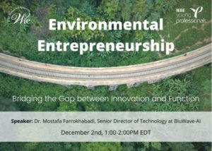 Enviropreneurship: Bridging the Gap between Innovation and Function